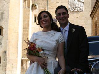 La boda de Luz y Fabrizio