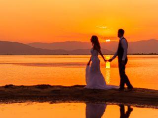 La boda de Amanda y Víctor