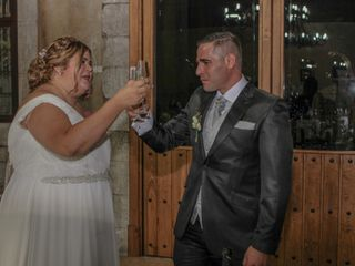 La boda de Neiva y Fran
