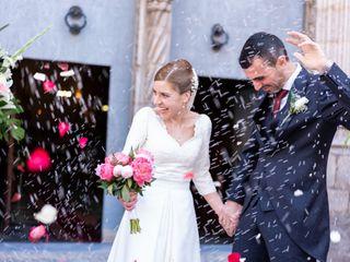 La boda de José Carlos y Encar