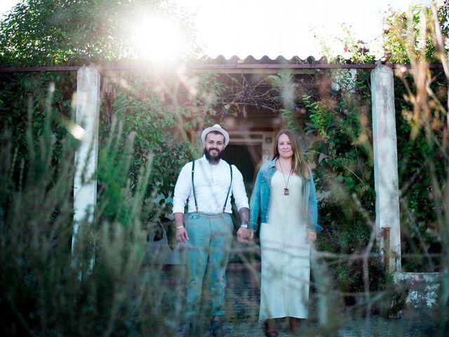 La boda de Sara y Fekri