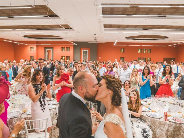 La boda de Matilde y Jaime