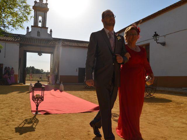 La boda de Rafael y Macarena en Alcala De Guadaira, Sevilla 5
