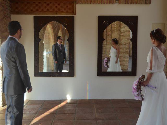 La boda de Rafael y Macarena en Alcala De Guadaira, Sevilla 10