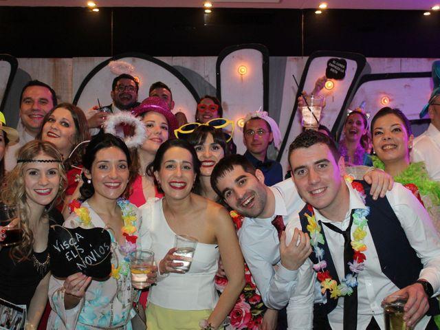 La boda de Juan Francisco y Cristina en Callosa D'en Sarrià, Alicante 3