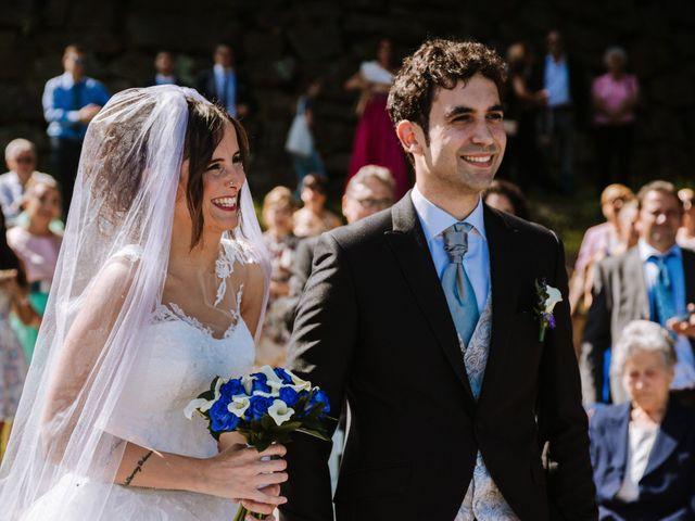 La boda de Nagore y Sergio