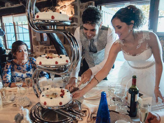 La boda de Sergio y Nagore en Bermeo, Vizcaya 26