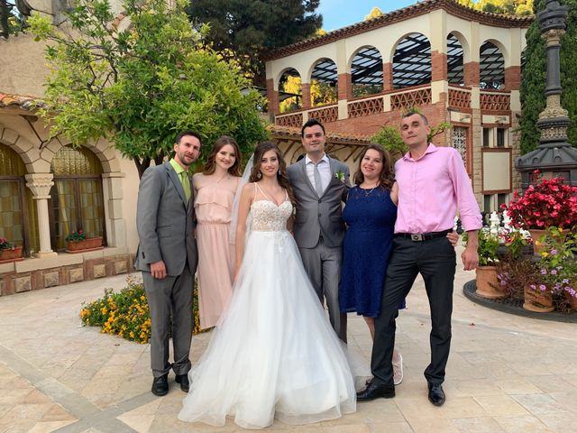 La boda de Elena y David en Montbrio Del Camp, Tarragona 6