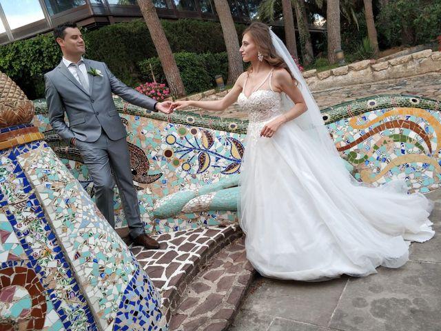 La boda de David y Elena