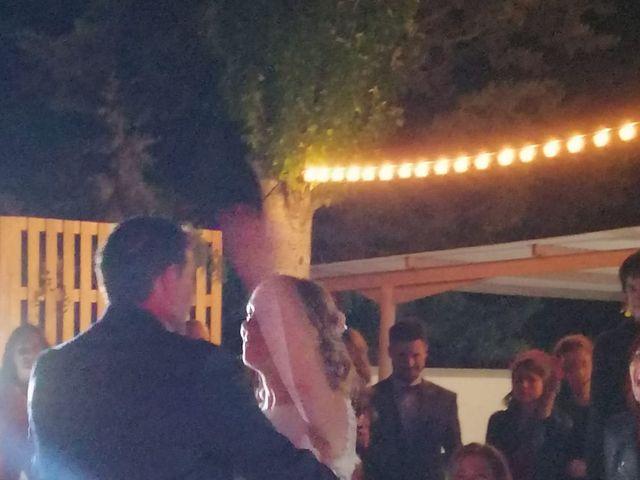 La boda de Raúl  y Cris en Monreal Del Campo, Teruel 4