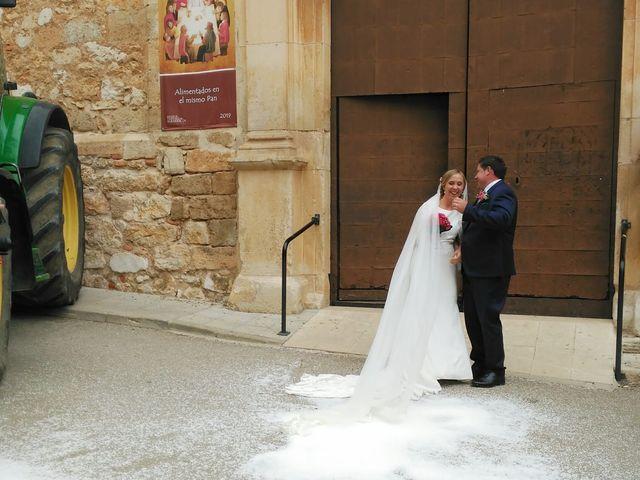 La boda de Raúl  y Cris en Monreal Del Campo, Teruel 7