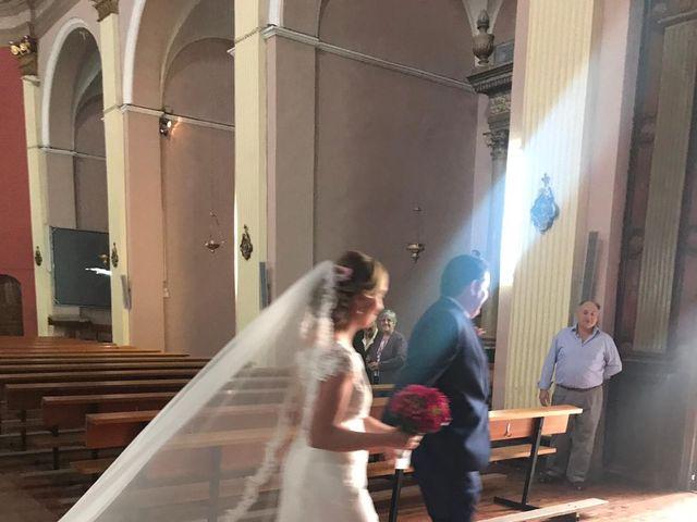 La boda de Raúl  y Cris en Monreal Del Campo, Teruel 9