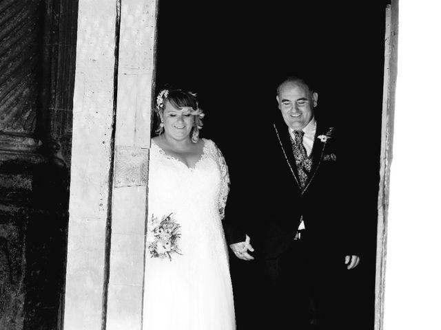 La boda de Juan Antonio  y Maria  en Alfambra, Teruel 2