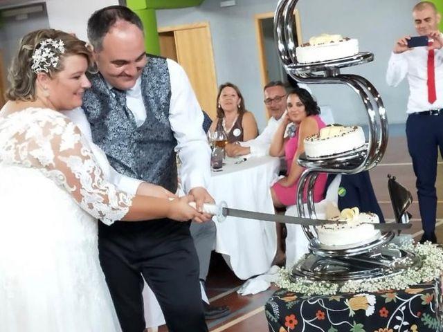La boda de Juan Antonio  y Maria  en Alfambra, Teruel 6