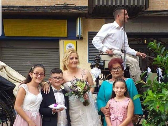La boda de Miguel y Vanessa en Leganés, Madrid 4