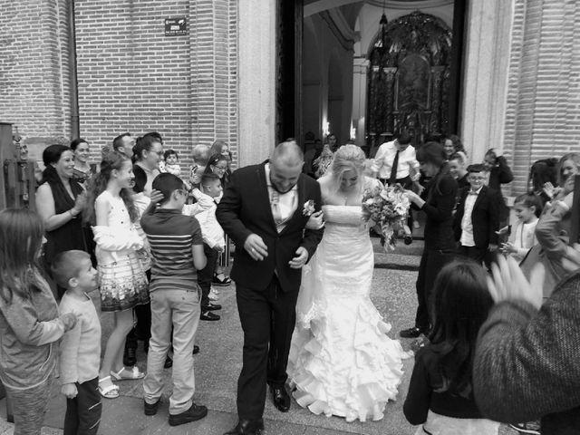 La boda de Miguel y Vanessa en Leganés, Madrid 10