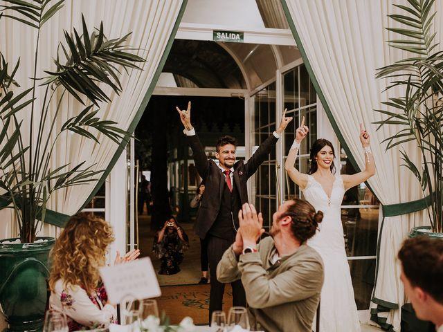 La boda de Inés y Charly