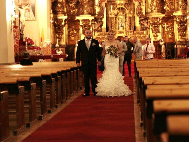 La boda de Miguel y Vanessa en Leganés, Madrid 1