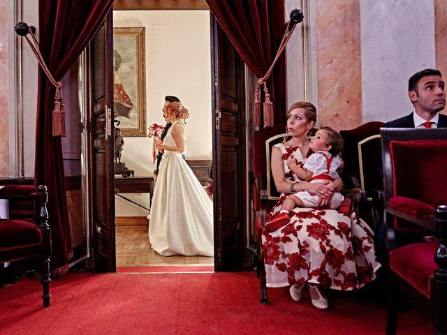 La boda de Jesús y Nuria en Alcalá De Henares, Madrid 14
