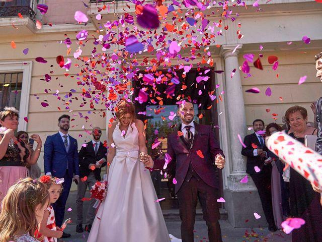 La boda de Jesús y Nuria en Alcalá De Henares, Madrid 17