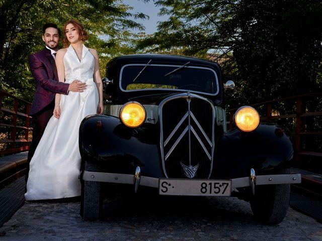La boda de Jesús y Nuria en Alcalá De Henares, Madrid 21