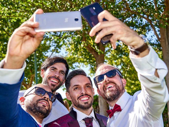 La boda de Jesús y Nuria en Alcalá De Henares, Madrid 25