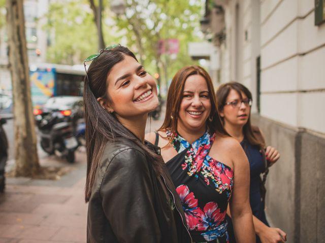 La boda de Guille y Mary en Madrid, Madrid 58