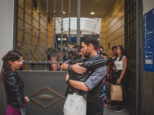 La boda de Guille y Mary en Madrid, Madrid 60