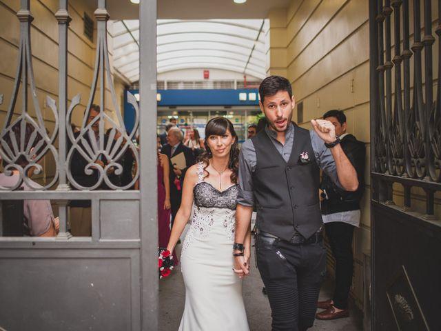 La boda de Guille y Mary en Madrid, Madrid 69