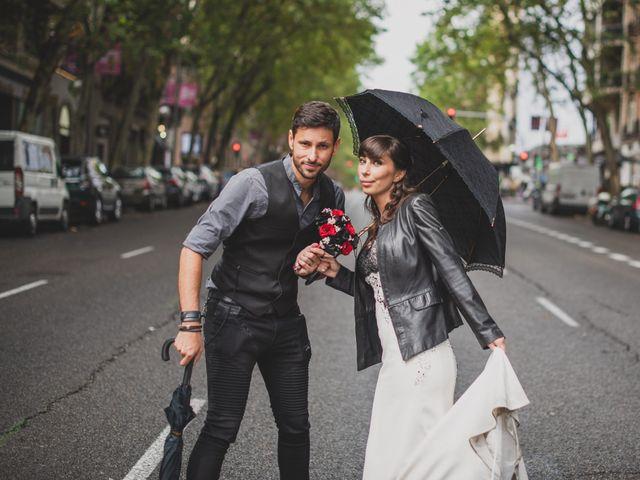La boda de Guille y Mary en Madrid, Madrid 112