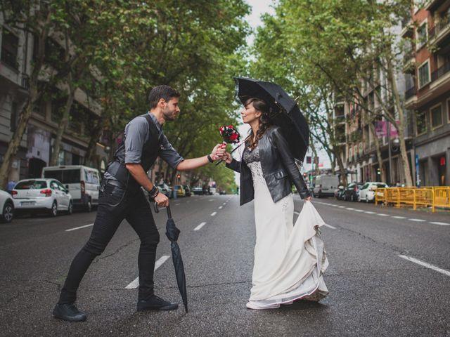 La boda de Guille y Mary en Madrid, Madrid 113