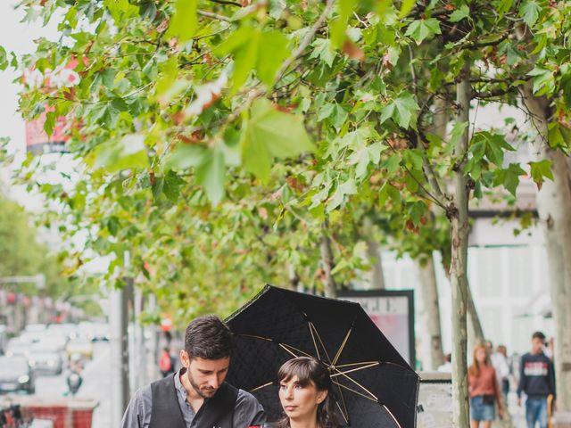 La boda de Guille y Mary en Madrid, Madrid 116
