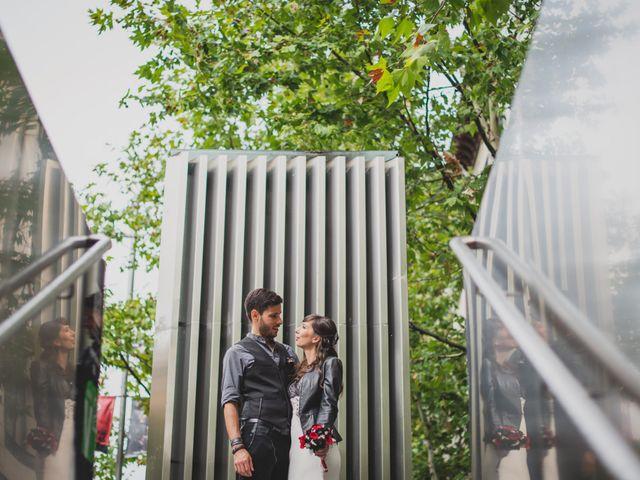La boda de Guille y Mary en Madrid, Madrid 121