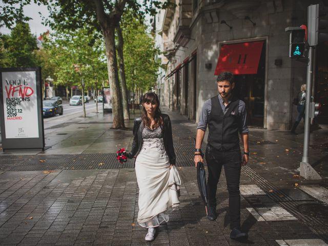 La boda de Guille y Mary en Madrid, Madrid 123