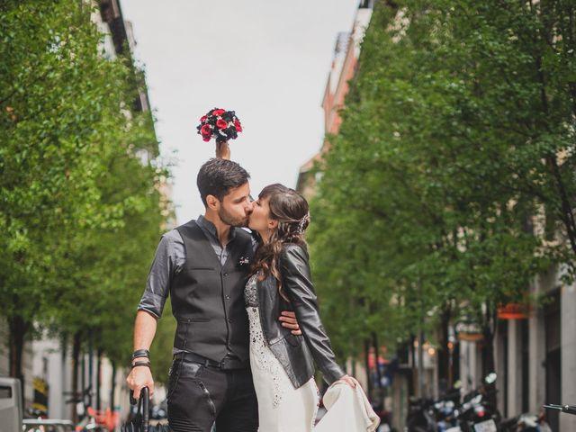 La boda de Guille y Mary en Madrid, Madrid 126