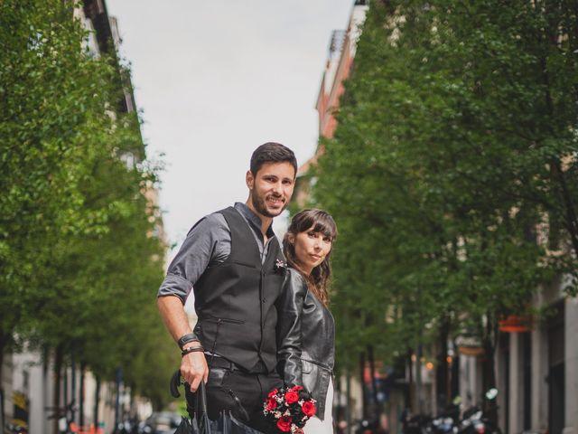 La boda de Guille y Mary en Madrid, Madrid 127