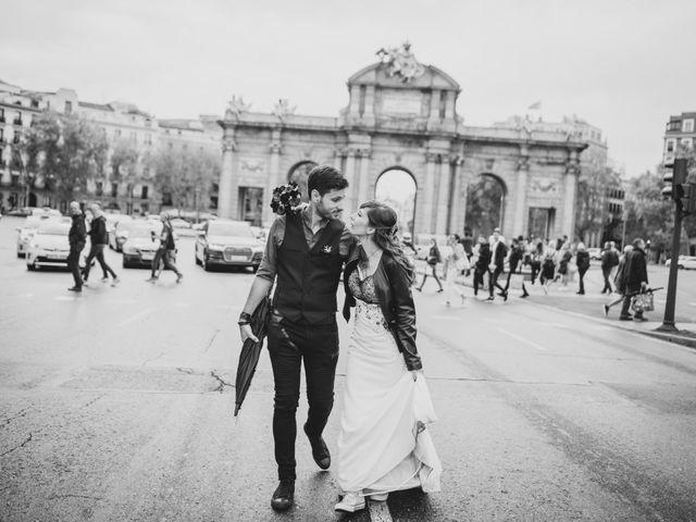 La boda de Guille y Mary en Madrid, Madrid 130