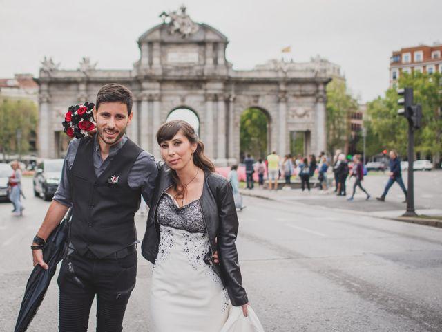 La boda de Guille y Mary en Madrid, Madrid 132