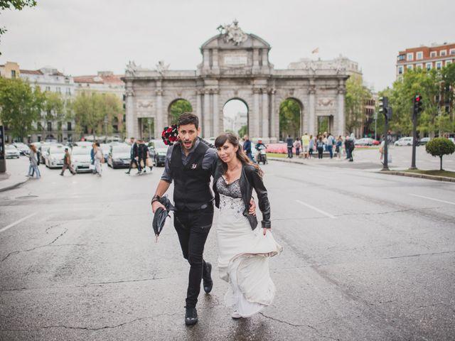 La boda de Guille y Mary en Madrid, Madrid 133