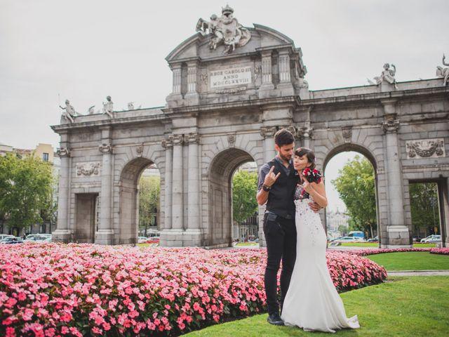 La boda de Guille y Mary en Madrid, Madrid 141