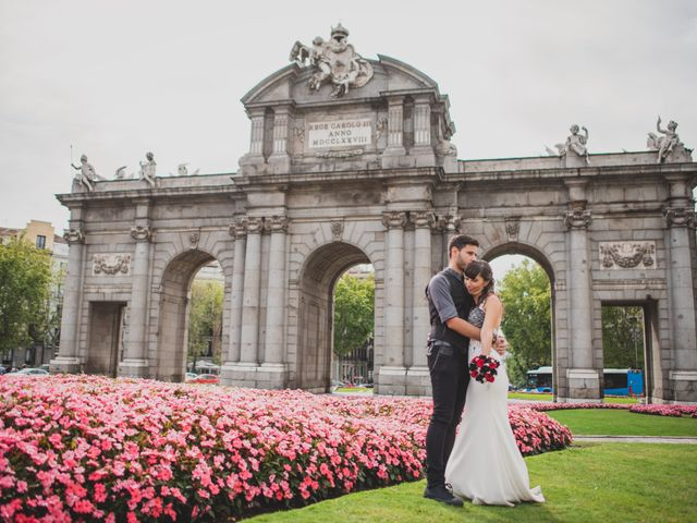 La boda de Guille y Mary en Madrid, Madrid 143
