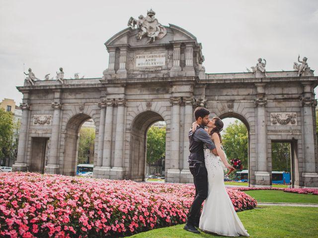 La boda de Guille y Mary en Madrid, Madrid 146