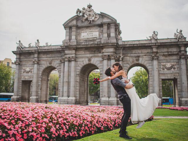 La boda de Guille y Mary en Madrid, Madrid 147