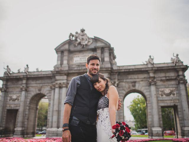 La boda de Guille y Mary en Madrid, Madrid 149