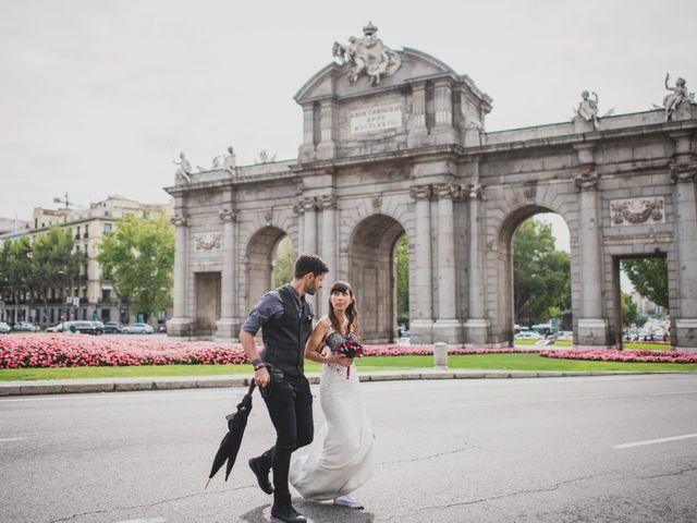 La boda de Guille y Mary en Madrid, Madrid 154