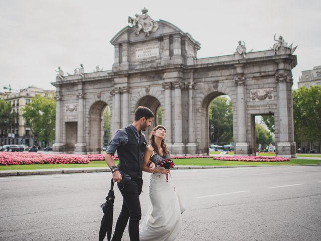 La boda de Guille y Mary en Madrid, Madrid 155