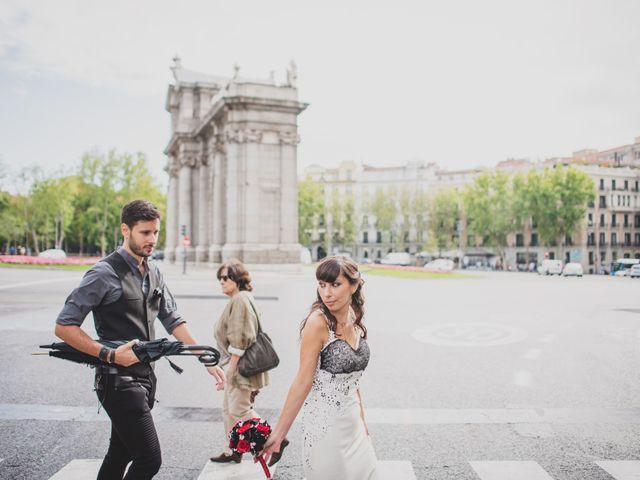La boda de Guille y Mary en Madrid, Madrid 158