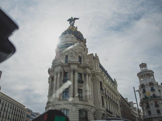 La boda de Guille y Mary en Madrid, Madrid 160