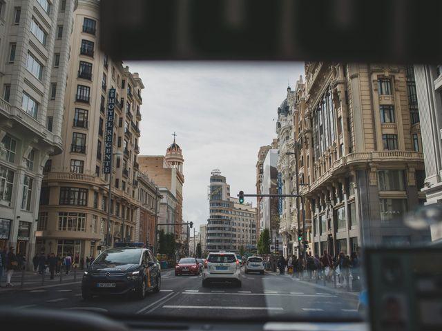 La boda de Guille y Mary en Madrid, Madrid 161
