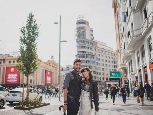 La boda de Guille y Mary en Madrid, Madrid 162